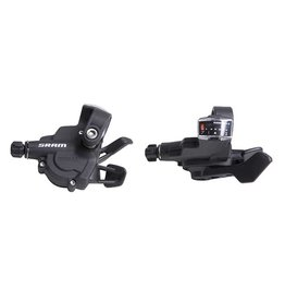 SRAM X.3 Trigger shifter, 3x7sp, Pair