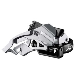 Shimano Acera FD-M3000, Front derailleur, 3x9sp., Top Swing, Dual Pull, Multi