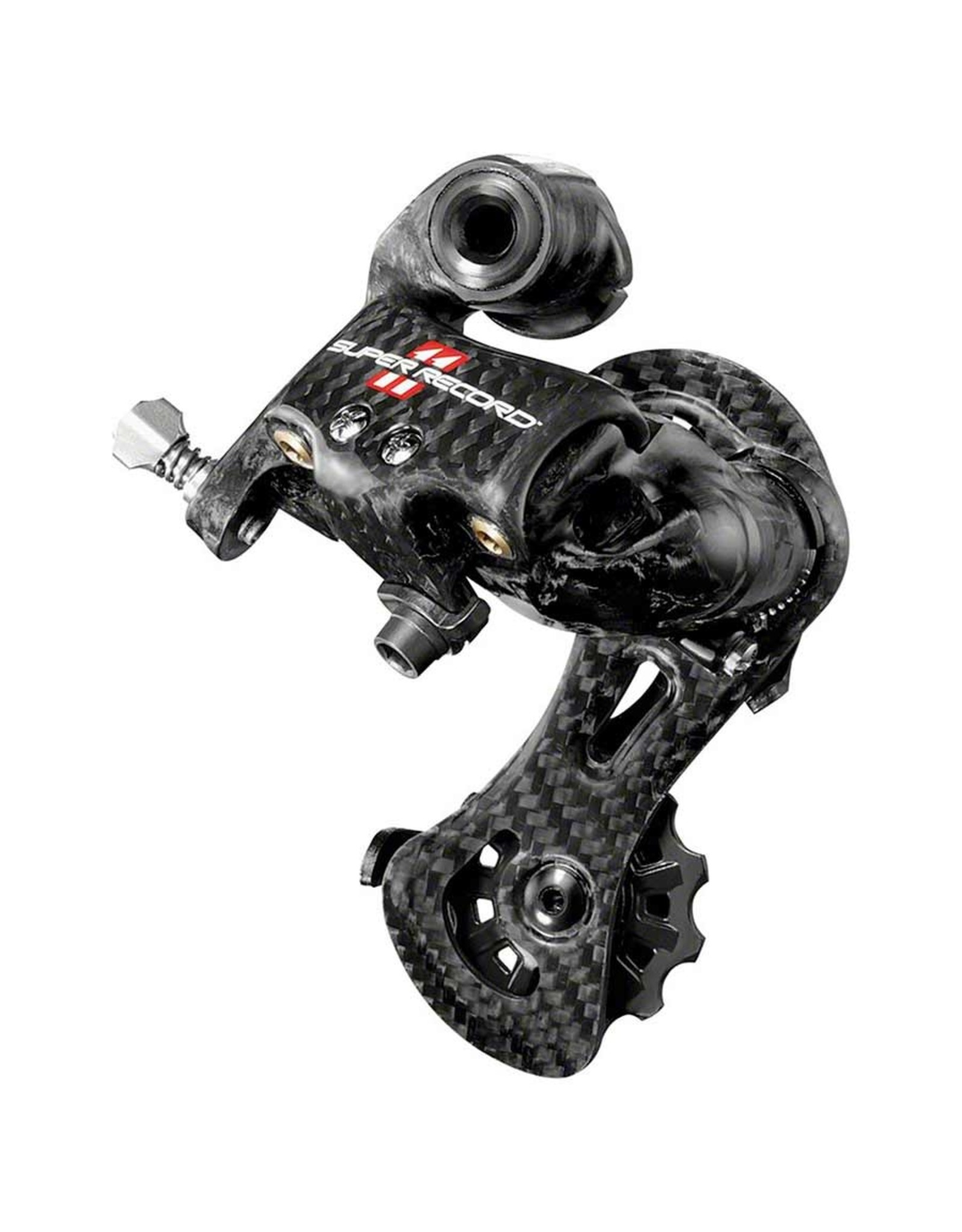 Campagnolo RD-11SR1SP, Rear Derailleur, Speed: 11, Cage: Short, Black