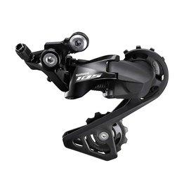 Shimano 105 RD-R7000, Rear Derailleur, Speed: 11, Cage: SS, Black