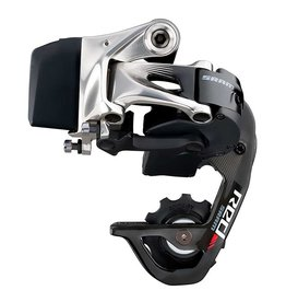 SRAM Red eTAP, Rear derailleur, 11sp., Short, Black