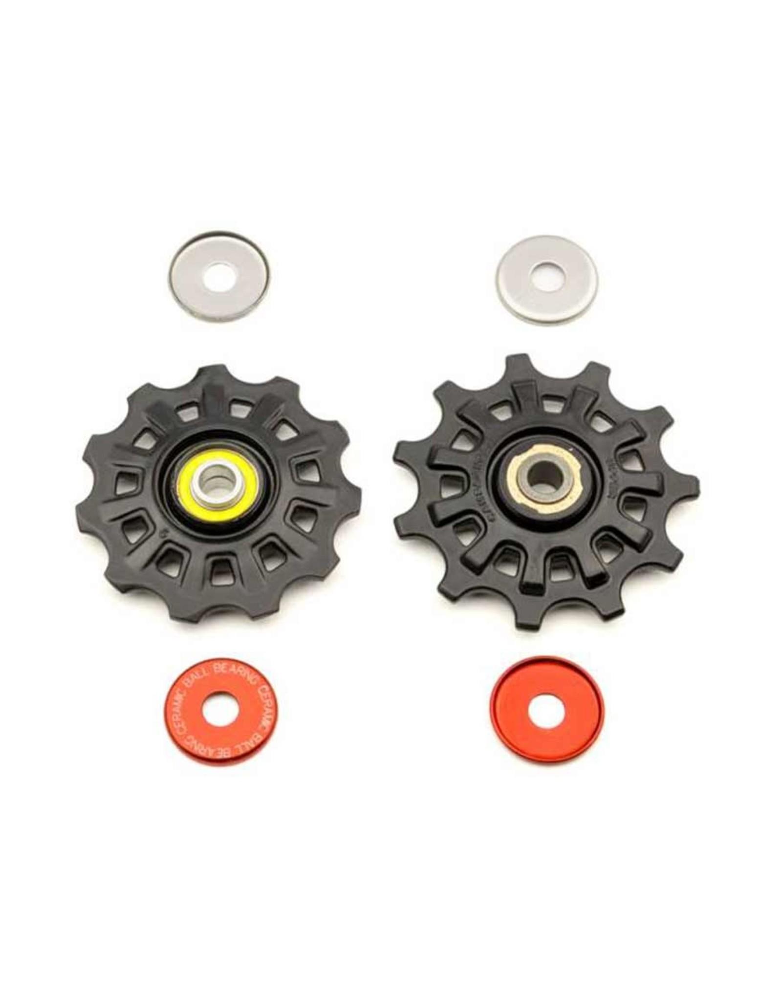 Campagnolo Campagnolo, RD-SR600, Pulleys, Ceramic bearings