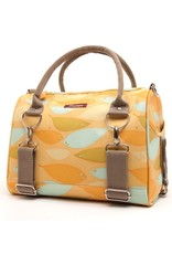 LOGAN TOTE FEATHERS