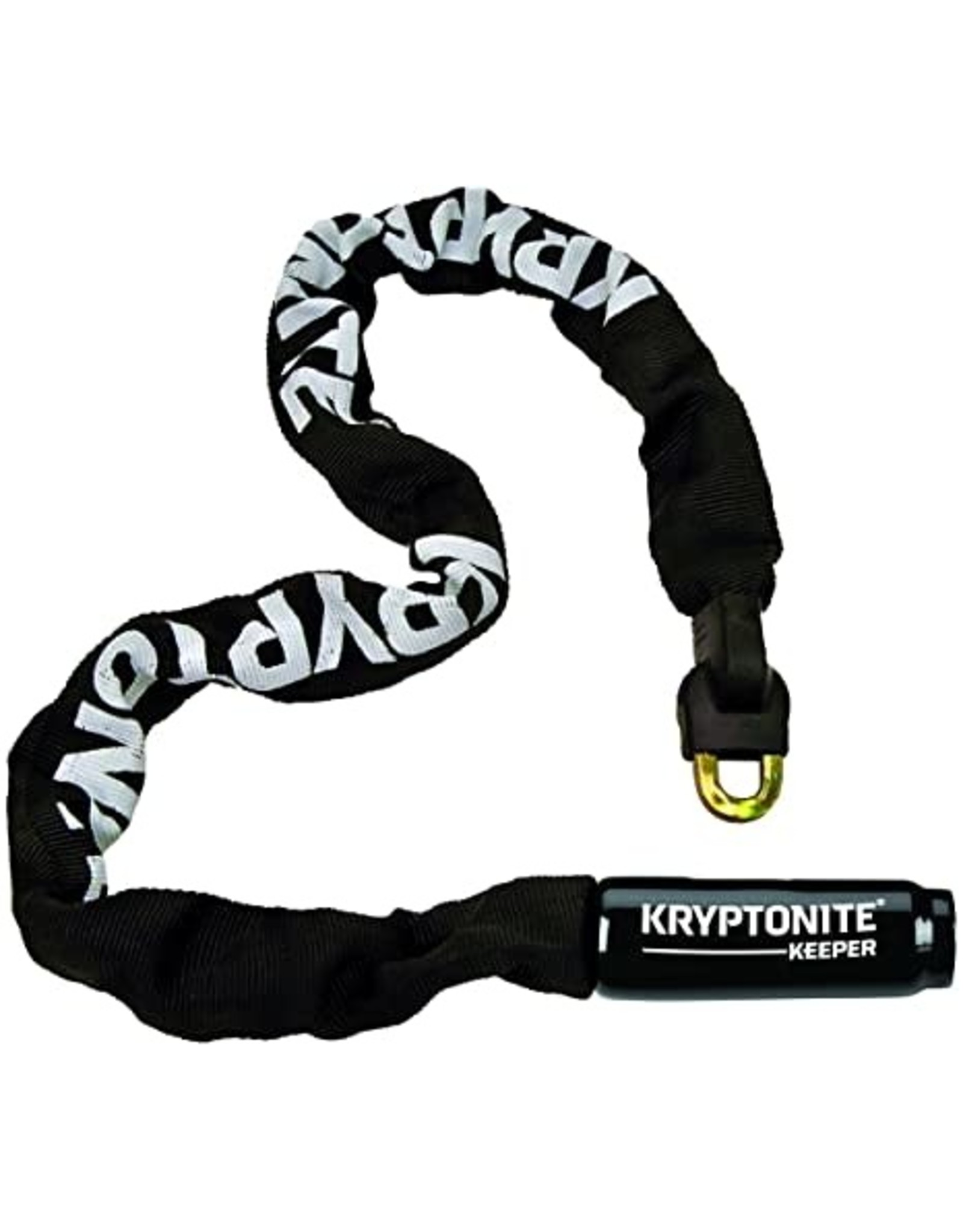 Kryptonite KEEPER 785 INTEGRATED CHAIN (BLK)
