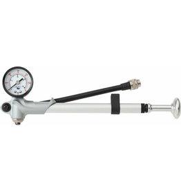Fox Racing Shox Shock Pump, HP w/ Bleed, Foldable, 300 psi
