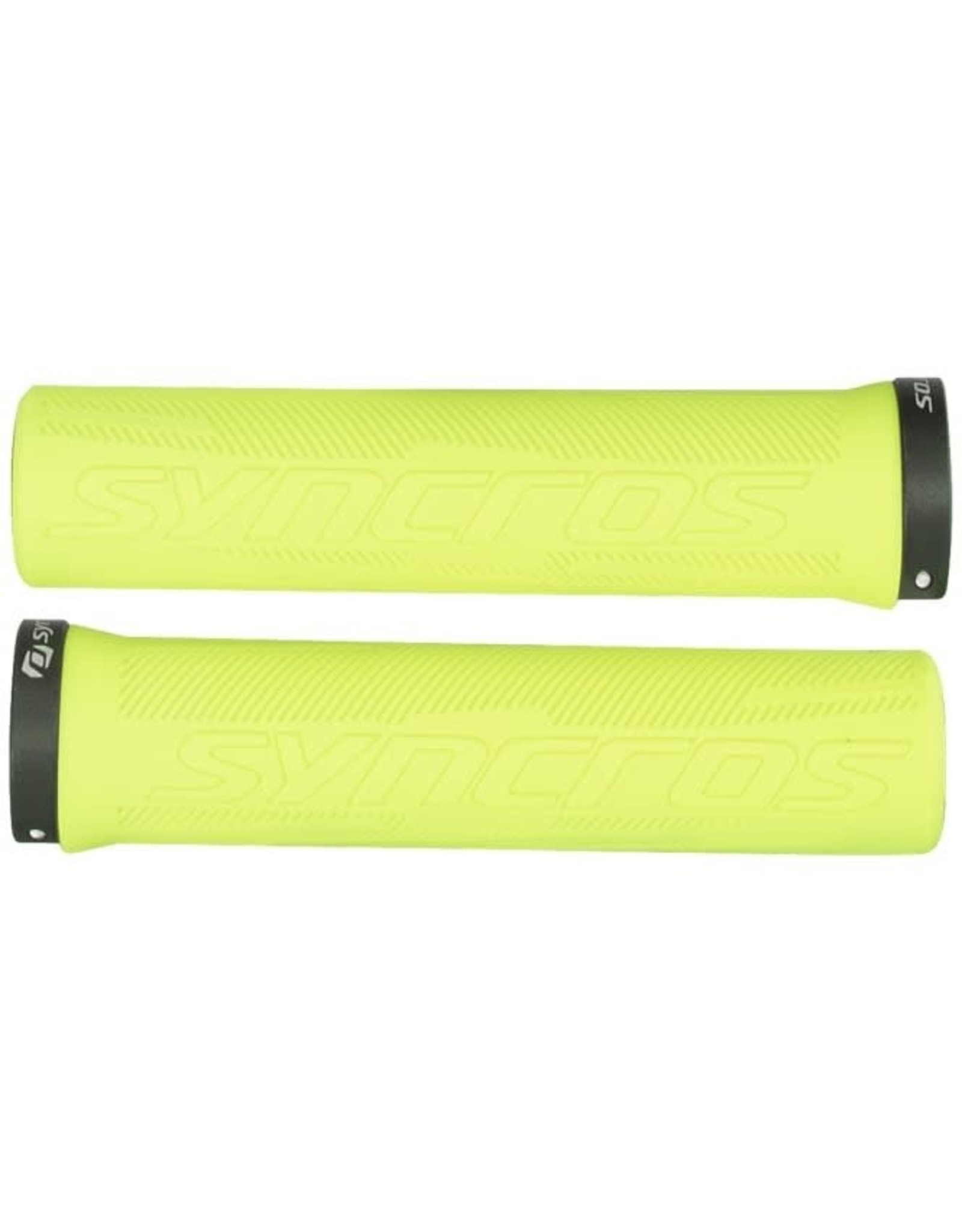 GRIPS PRO LOCK ON RADIUM YELLOW