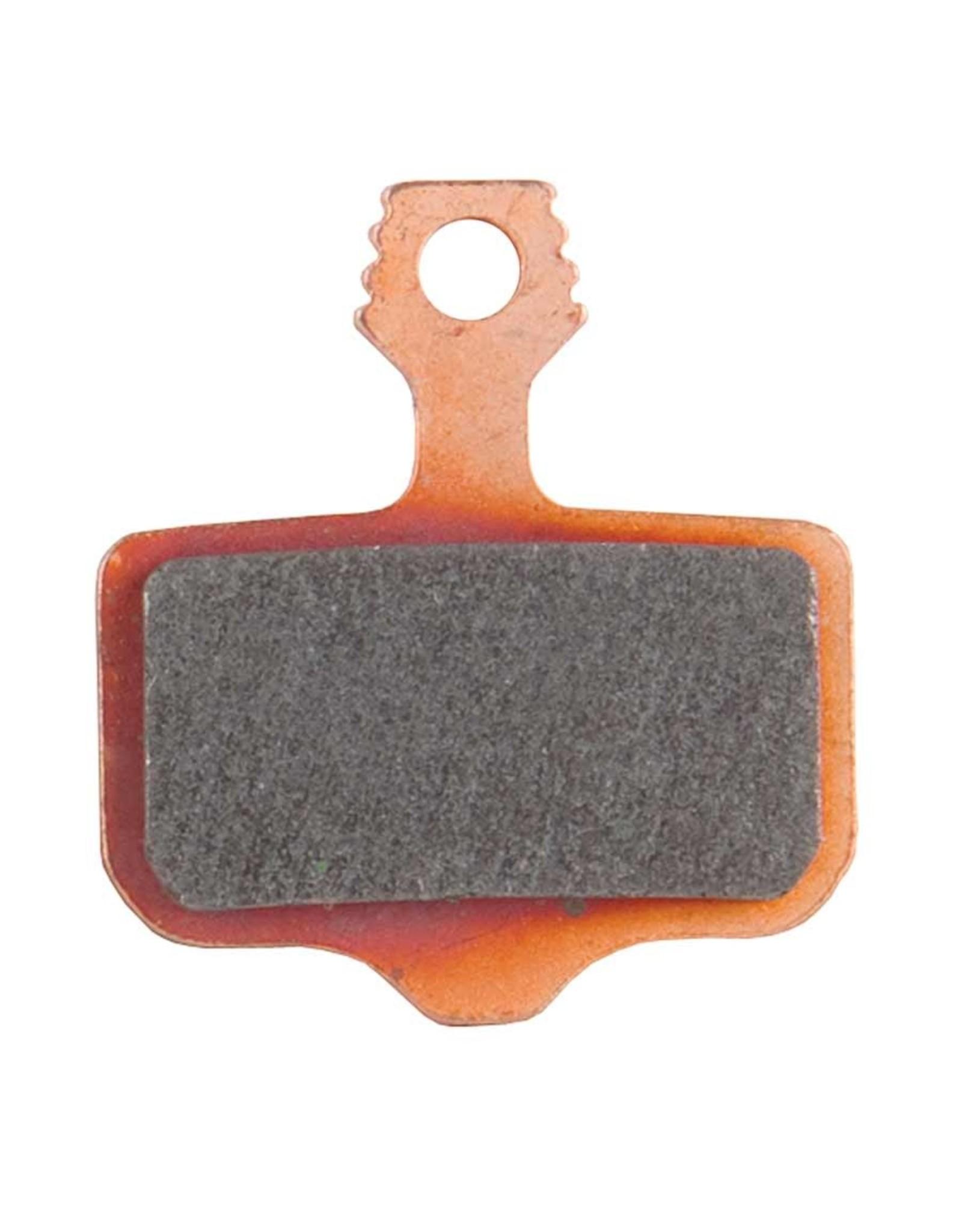 00.5315.035.010, Disc Brake Pads, Shape: Avid Elixir/SRAM Level/Force AXS HRD, Metallic, Pair
