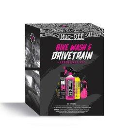 Muc-Off Bike Wash & Drivetrain Essentials Kit, Kit