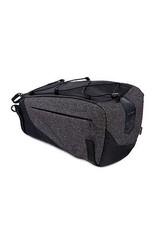EVO Insulated Trunk Bag, Black/Grey