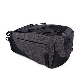 Insulated Trunk Bag, Black/Grey