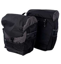 EVO Pannier Set, Black
