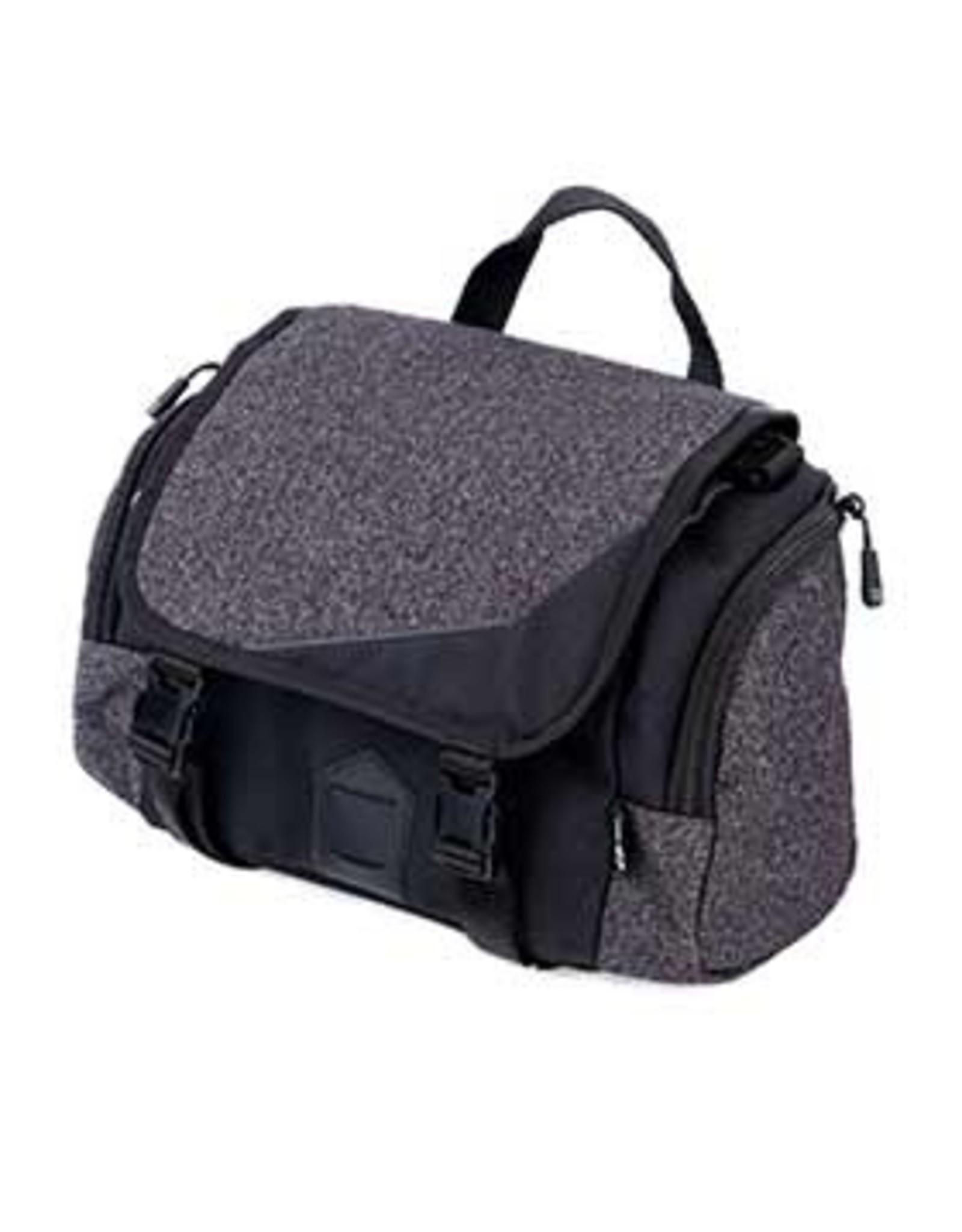 EVO Quick Release Handlebar Bag, Black