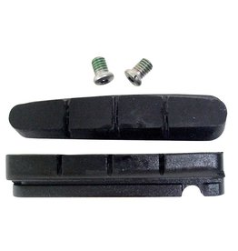 Y8FA98130, R55C+1, BR-7700/6500/5500, Brake pad inserts, (+1mm), Pair