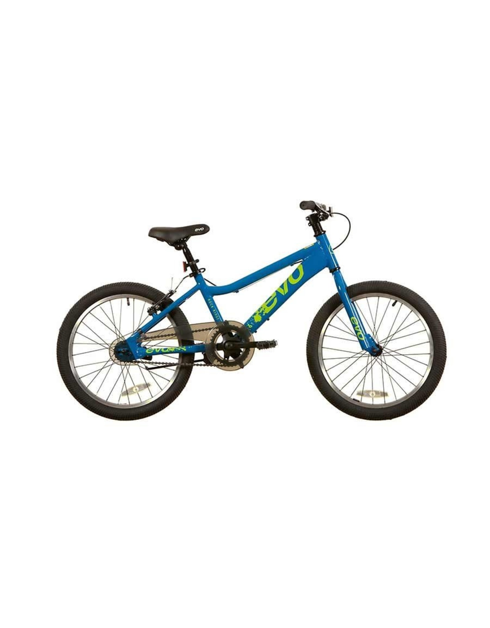 EVO EVO, Rock Ridge 20, Kids Bicycle, 20'', Big Blue/Neo Green, U