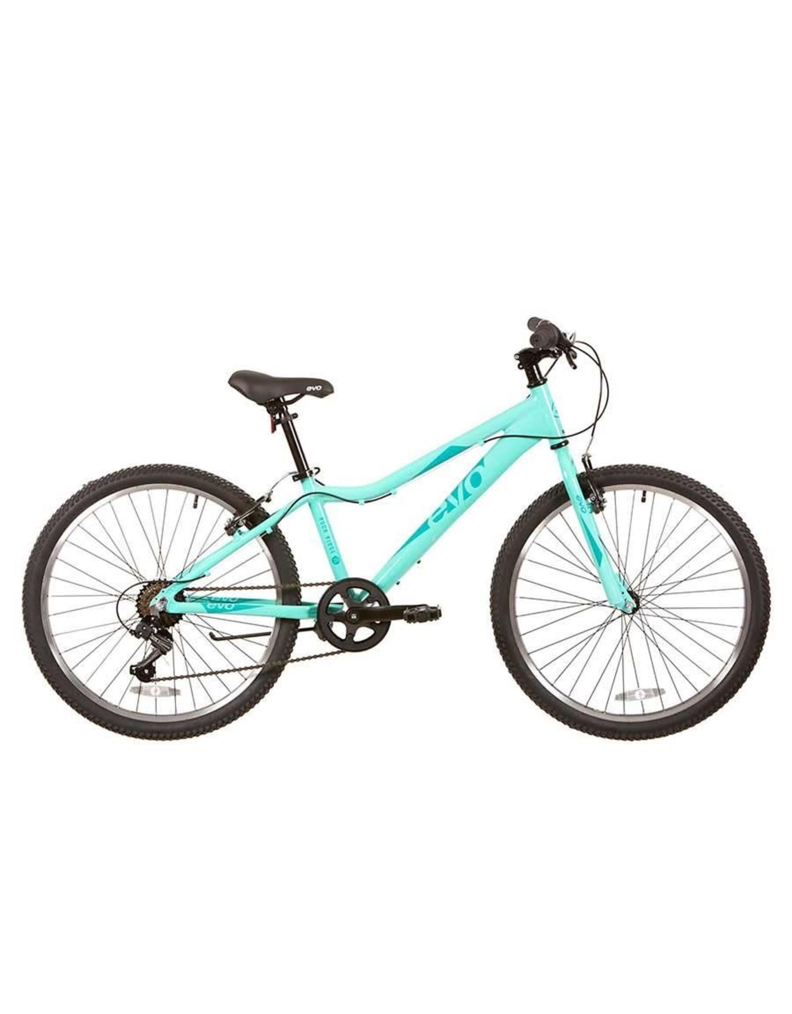 EVO EVO, Rock Ridge 24, Kids Bicycle, 24'', Fresh Green, U
