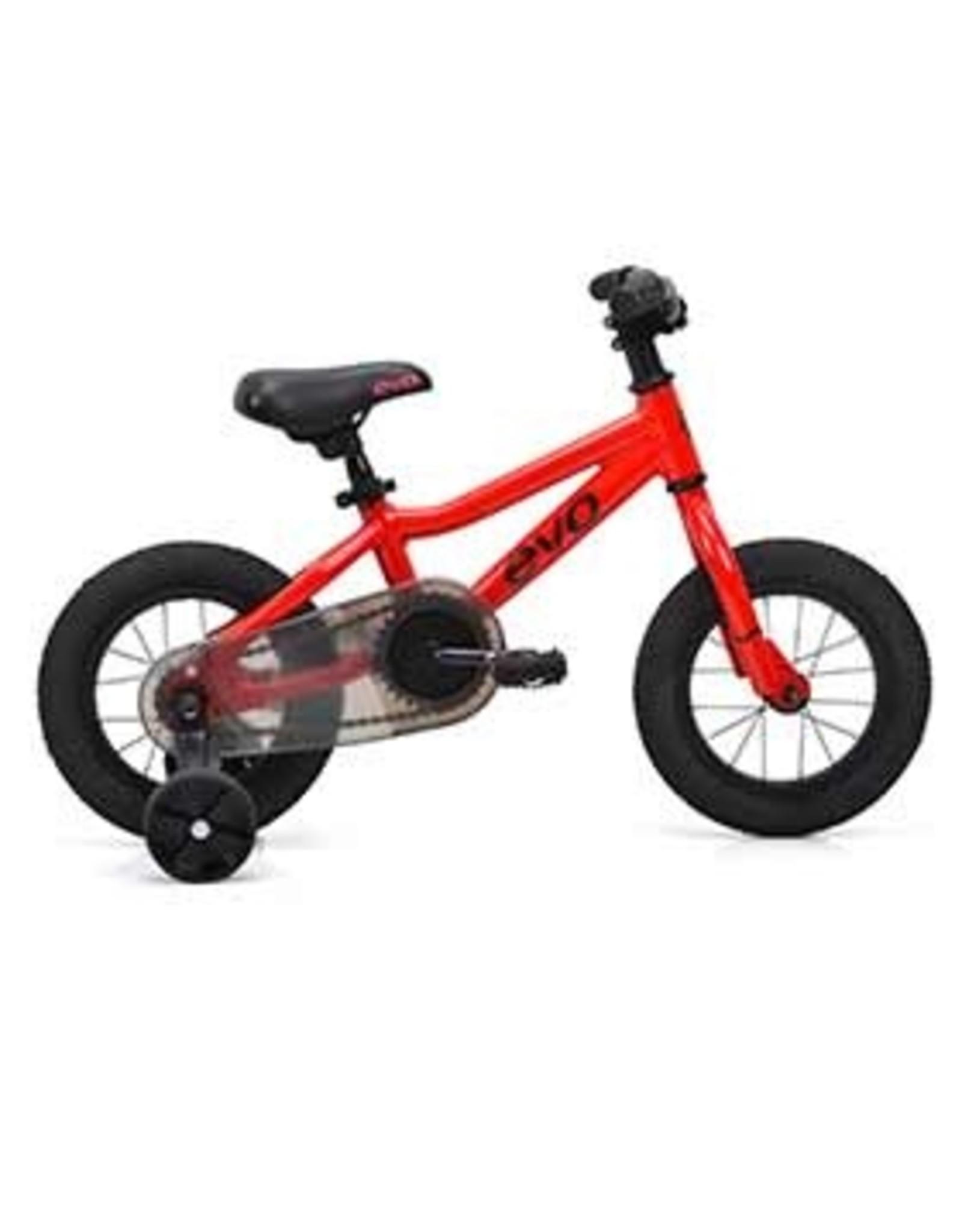 EVO EVO, Rock Ridge 12, Kids Bicycle, 12-1/2'', Red, U