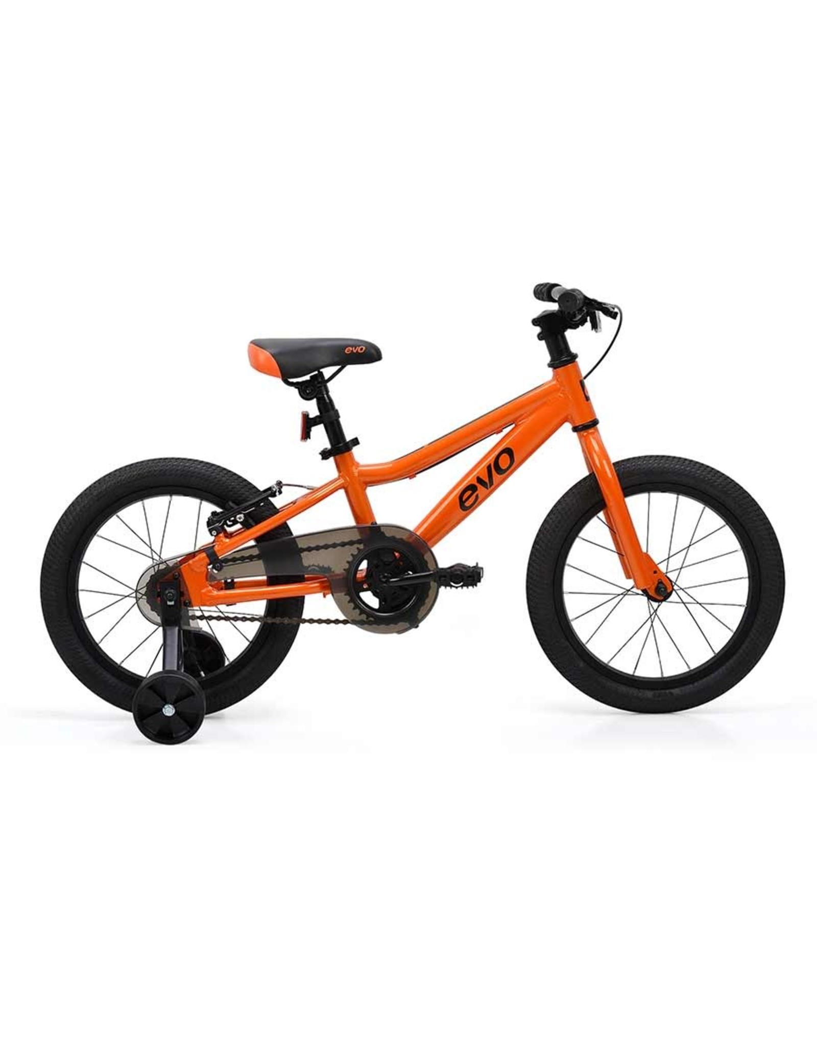 EVO EVO, Rock Ridge 16, Kids Bicycle, 16'', Orange, U