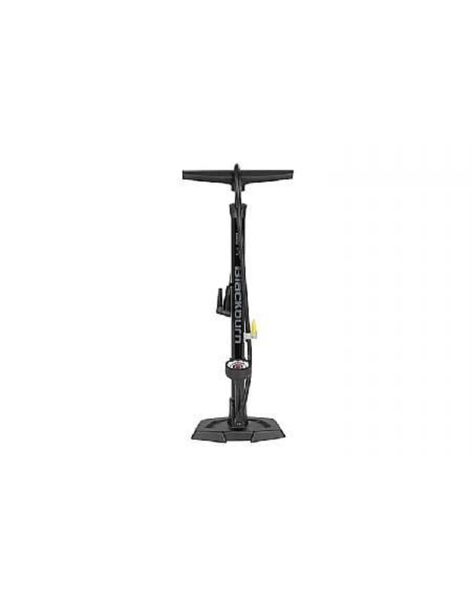 GRID 1 FLOOR PUMP BLK