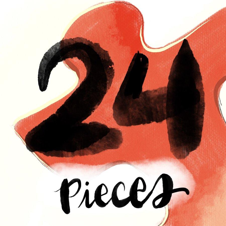 24pc Jigsaw Puzzles