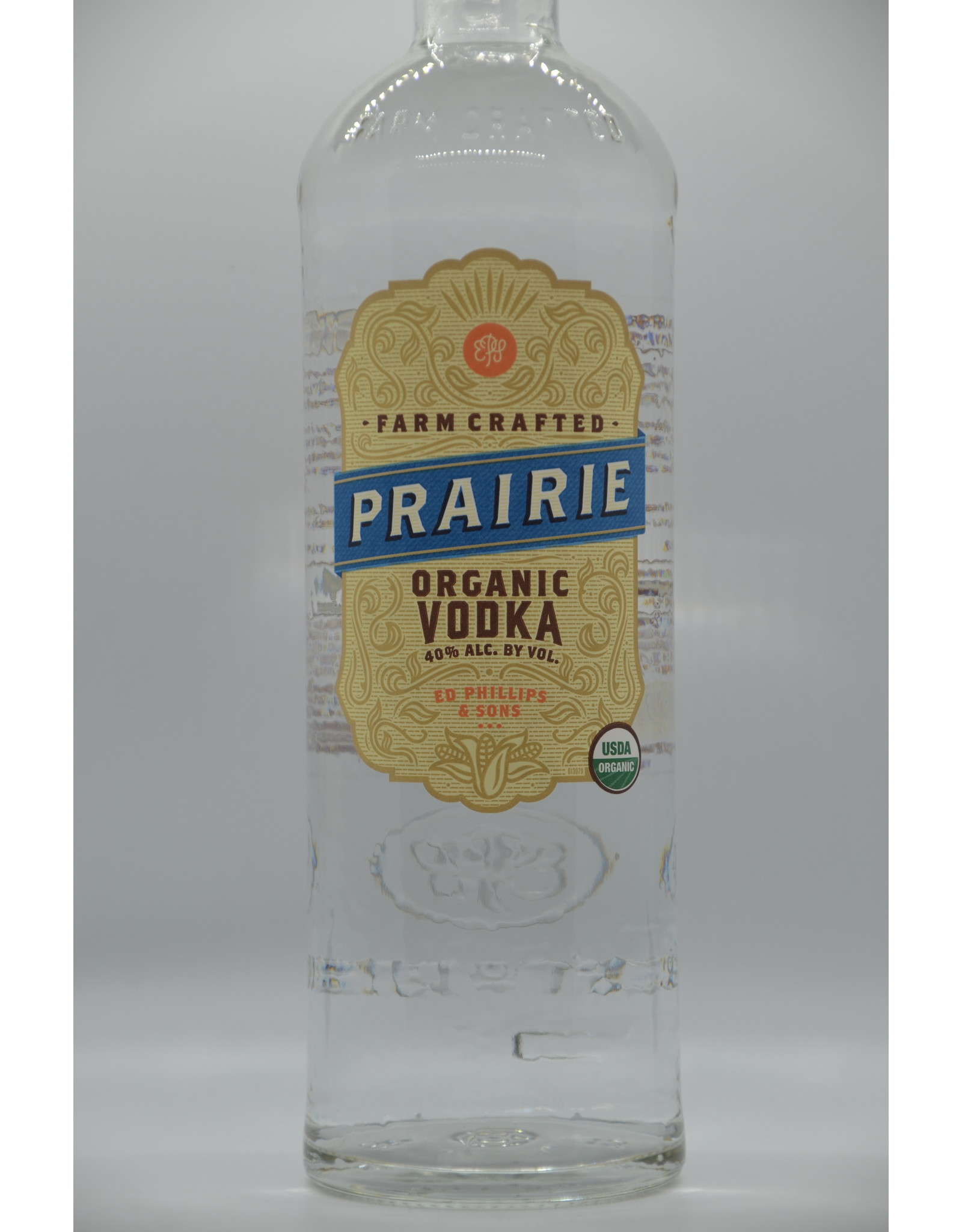 USA Prairie Organic Vodka 1Lt