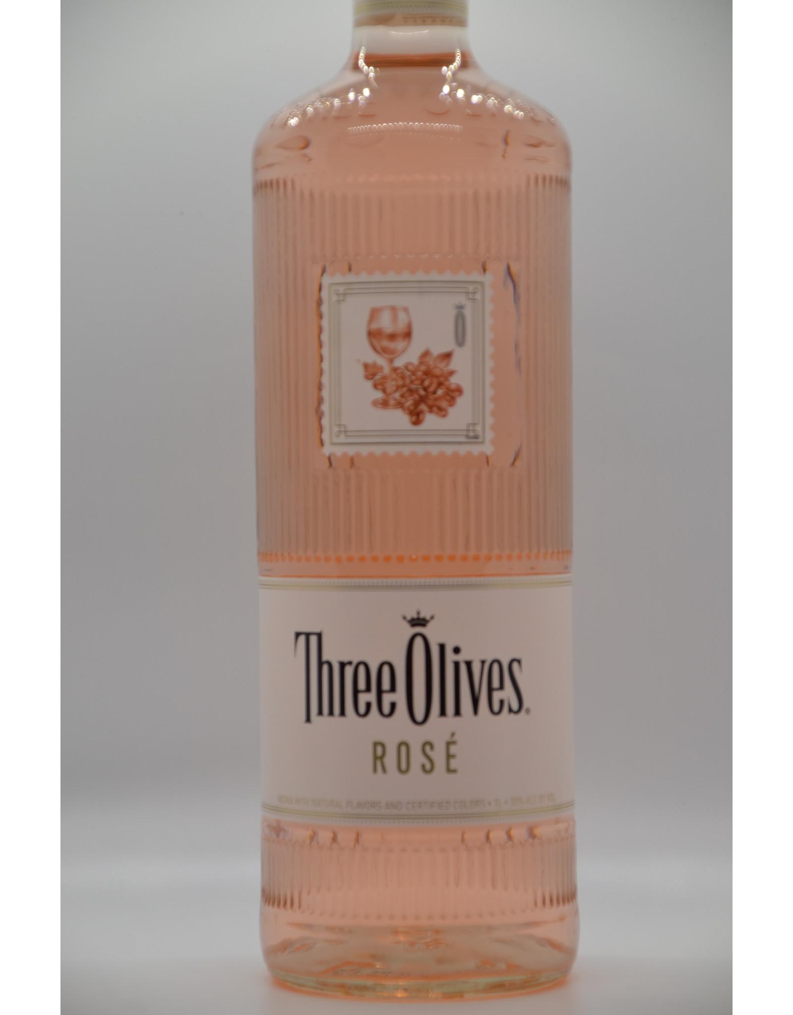 England Three Olives Rose 1LT