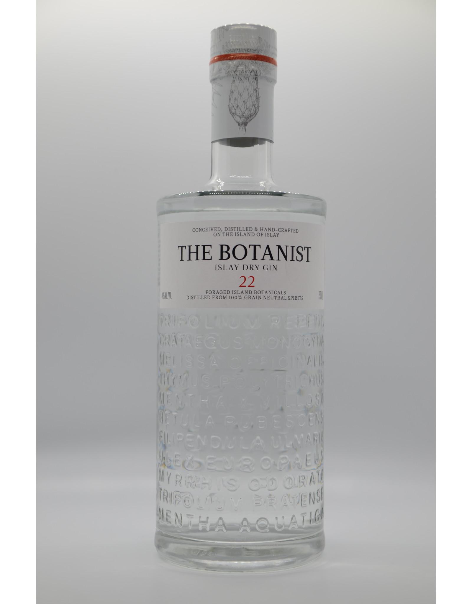 Scotland The Botanist Gin