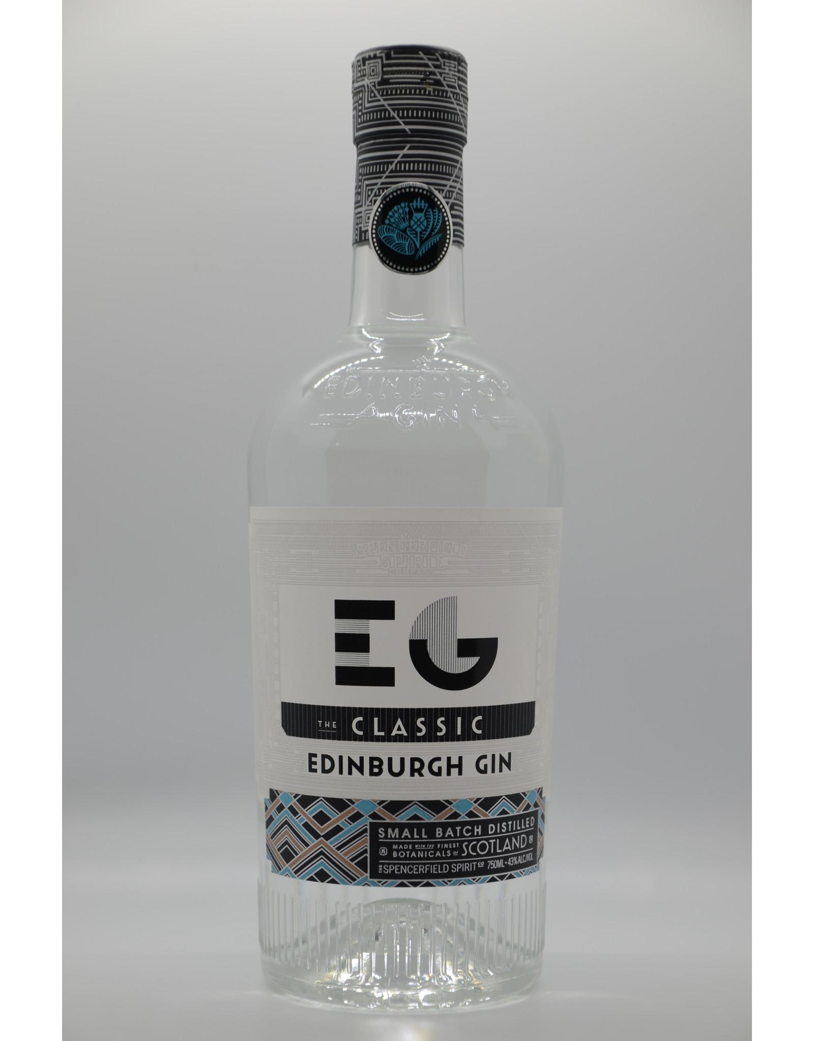 Scotland Edinburgh Gin