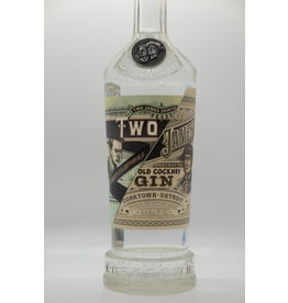 USA Two James Old Cockney Gin