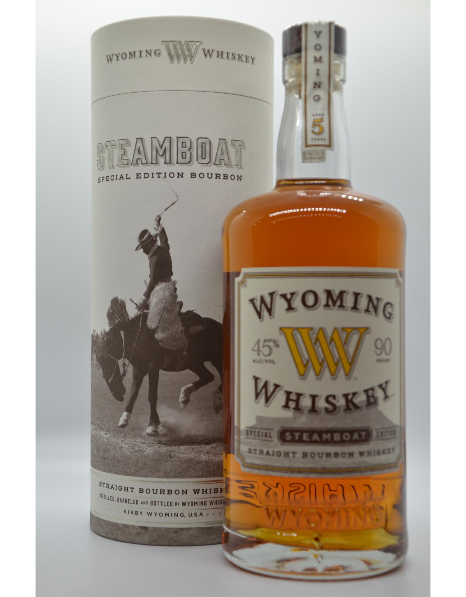 USA Wyoming Whiskey