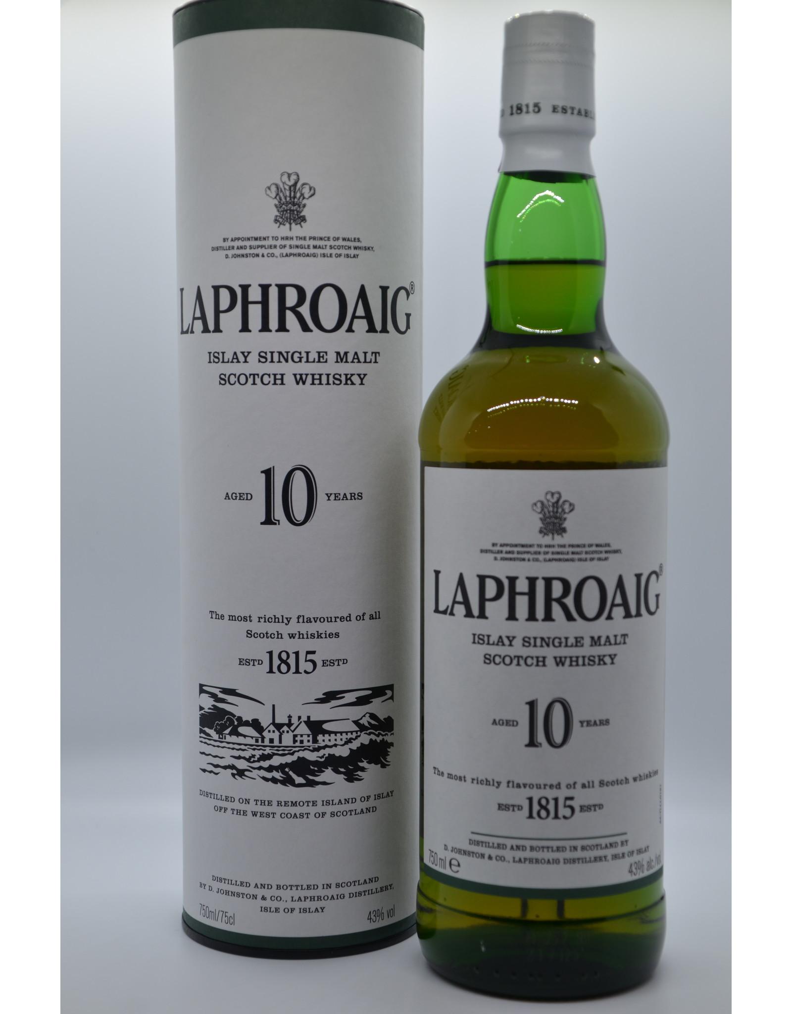 Scotland Laphroaig
