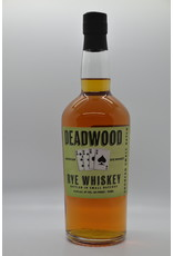 USA Deadwood Rye Whiskey
