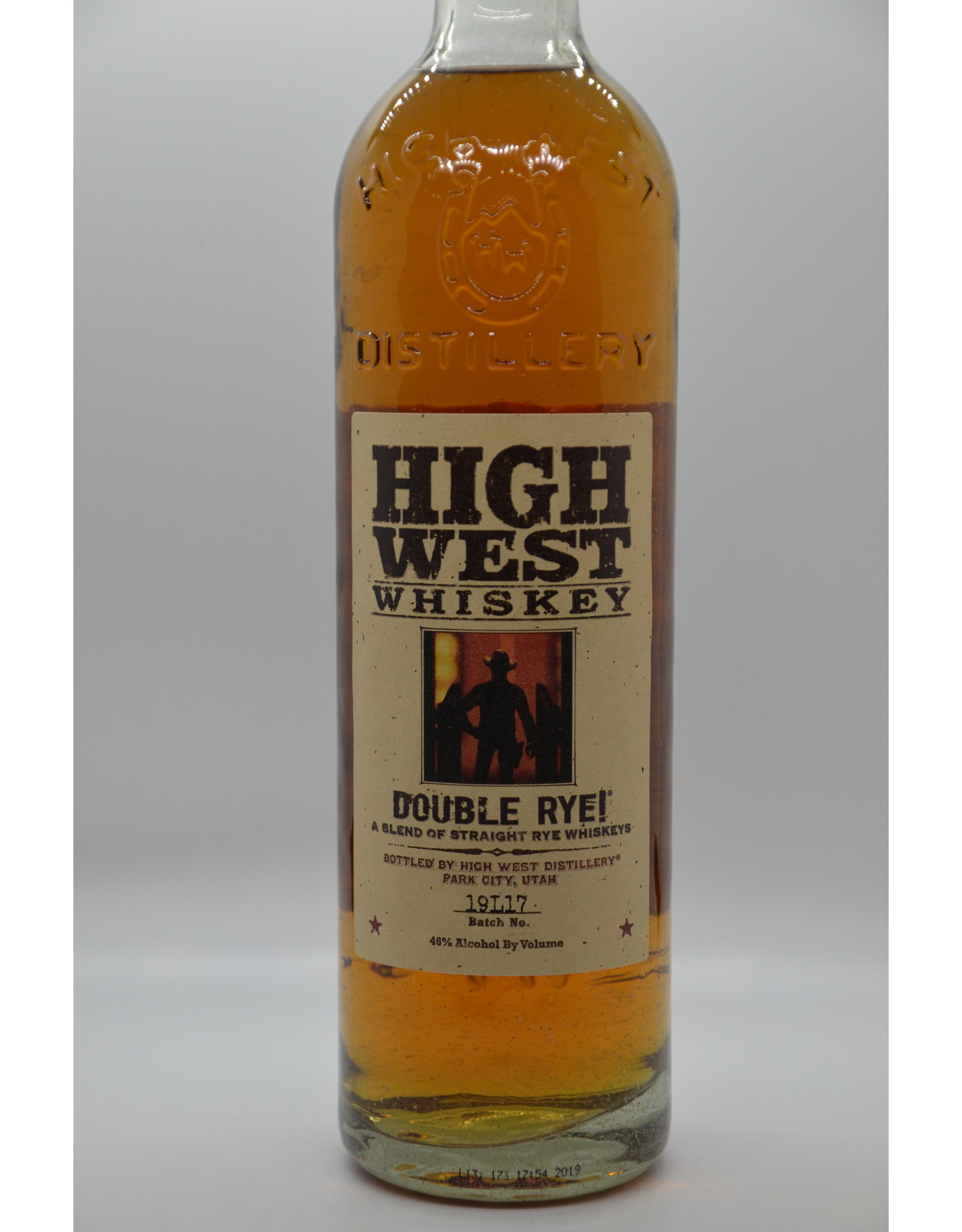 USA High West Double Rye