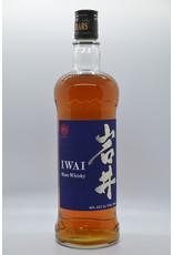 Japan Iwai Mars Whisky (Blue Label)