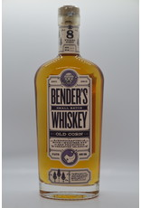 USA Bender's Old Corn Whiskey