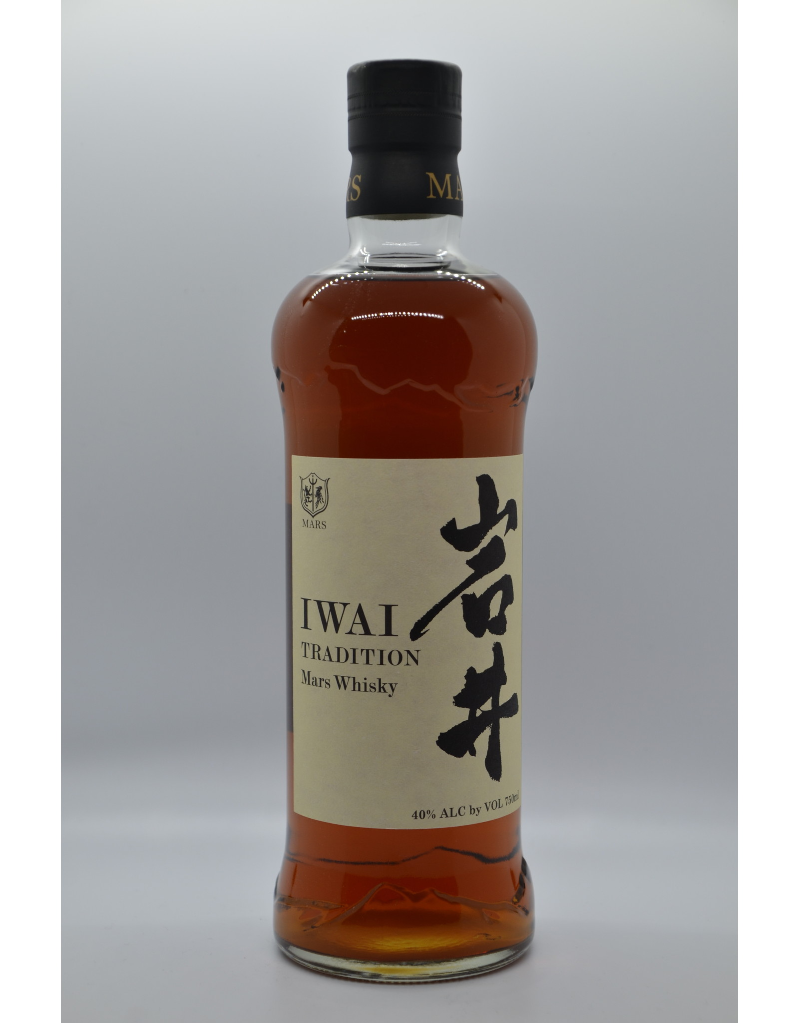 Japan Iwai Tradition Mars Whisky (White label)