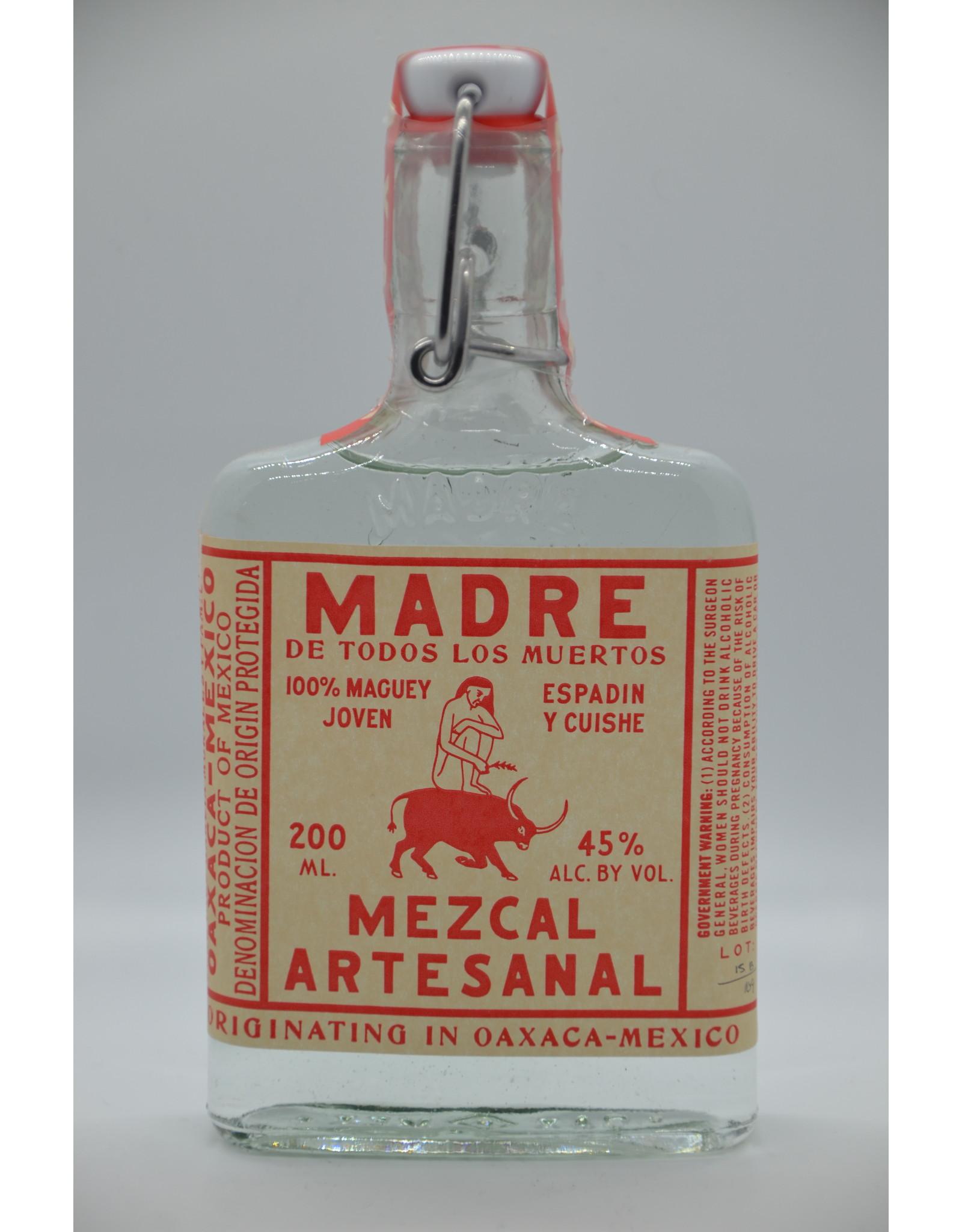 Mexico Madre Mezcal Artesanal 200ml
