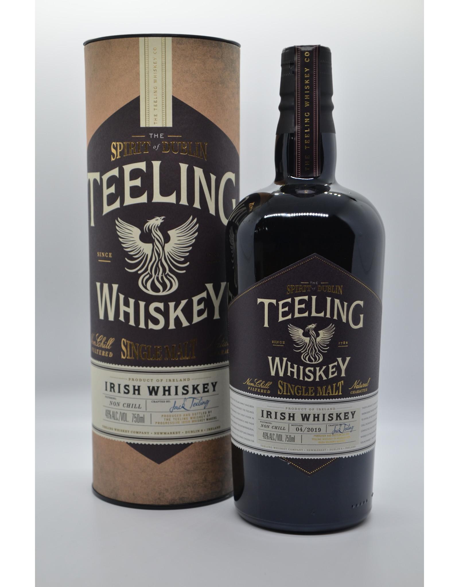 Ireland Teeling Whiskey Single Malt
