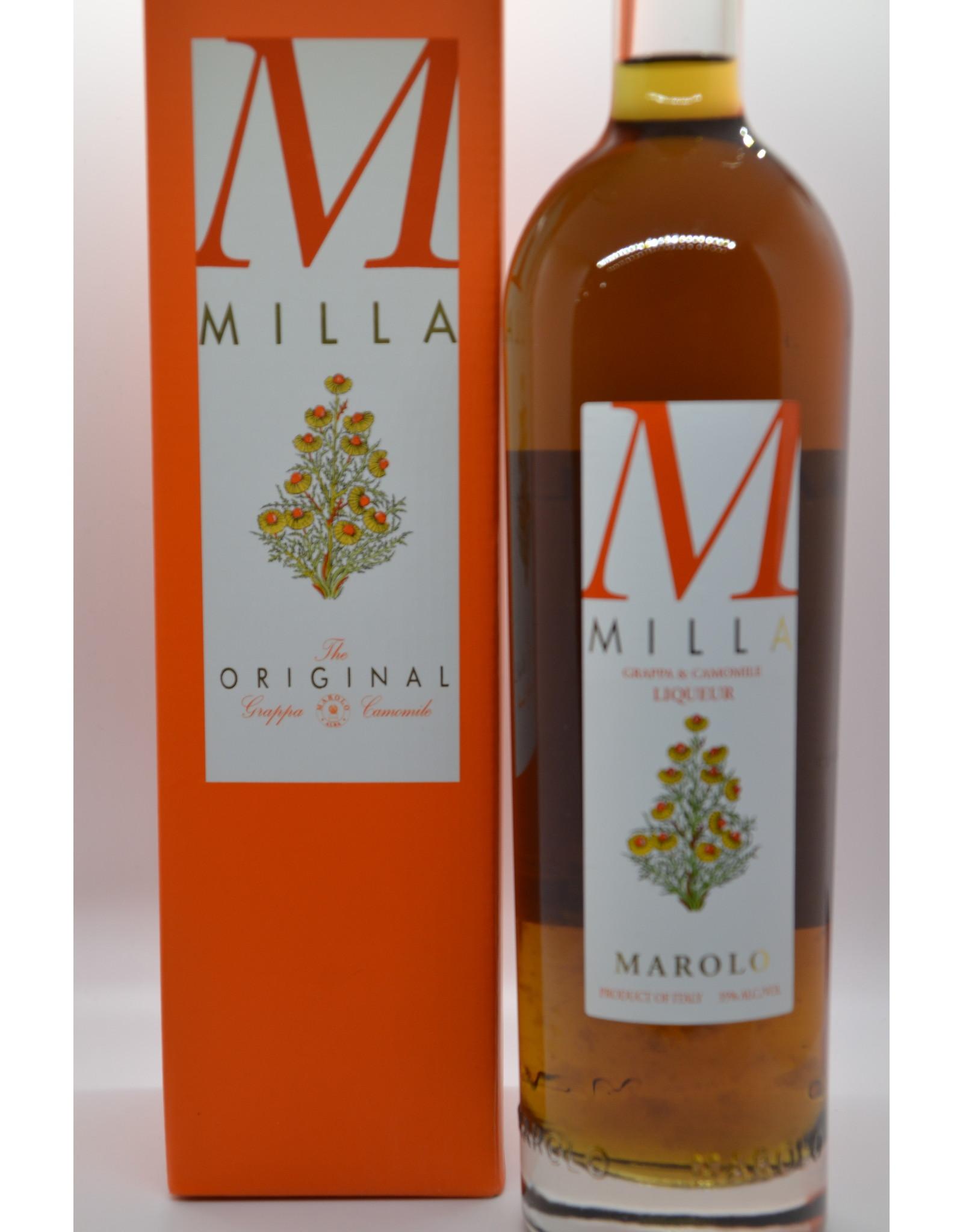 Italy Marolo Milla Camomile Grappa