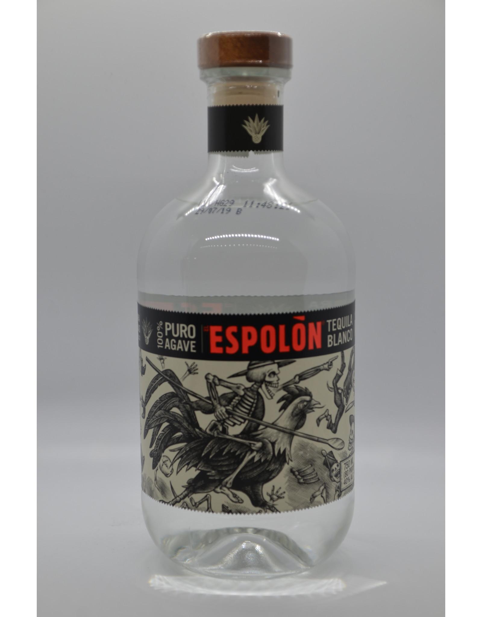 Mexico Espolon Tequila Blanco