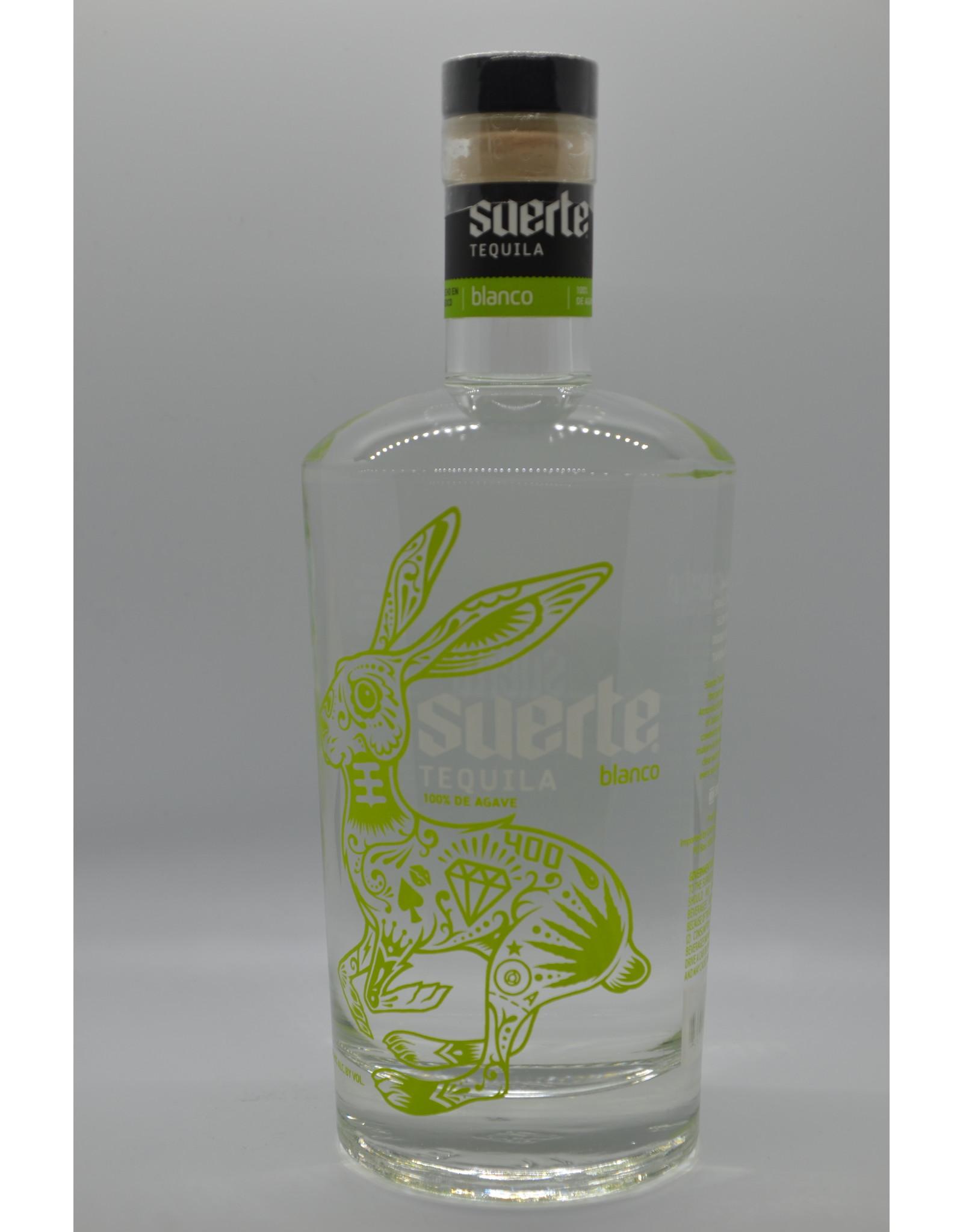 Mexico Suerte Tequila Blanco