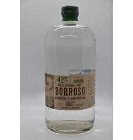 Mexico Borroso Espadin Mezcal Santiago Matatlan Liter