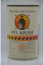 Mexico Del Amigo Mezcal 1lt