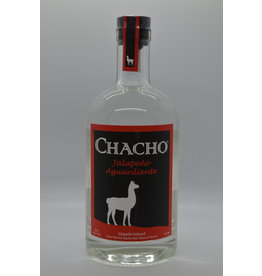 Chacho Aguardiente en Fuego