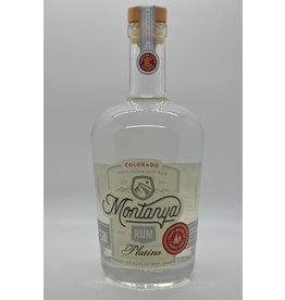 USA Montanya Colorado Rum Platino