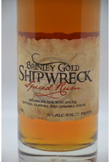 West Indies Brinley Gold Shipwreck Spiced Rum