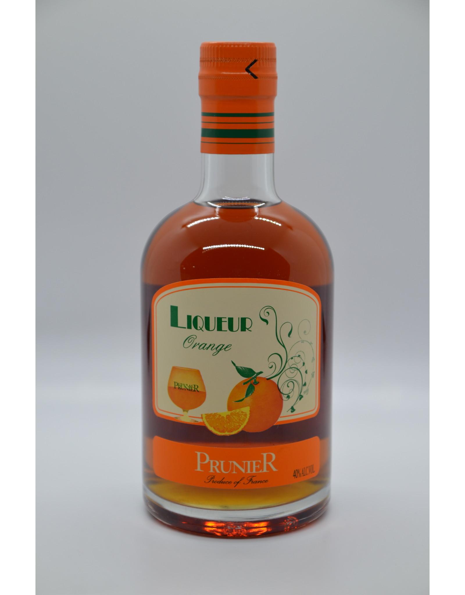 France Prunier Orange Liqueur