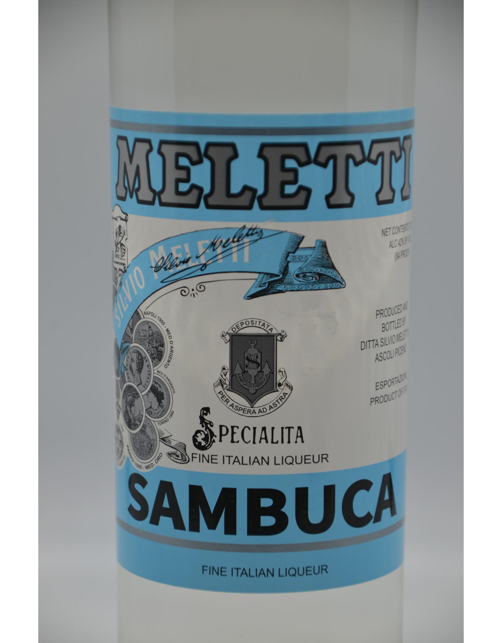Italy Meletti Sambuca