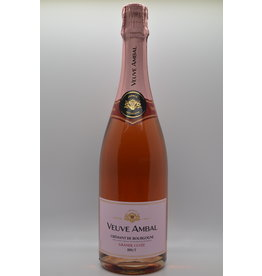 France Veuve Ambal Cremant de Bourgogne Rose
