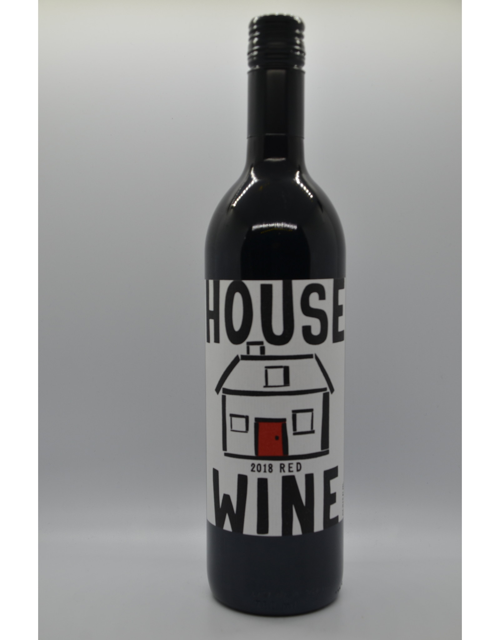 USA House Red Wine