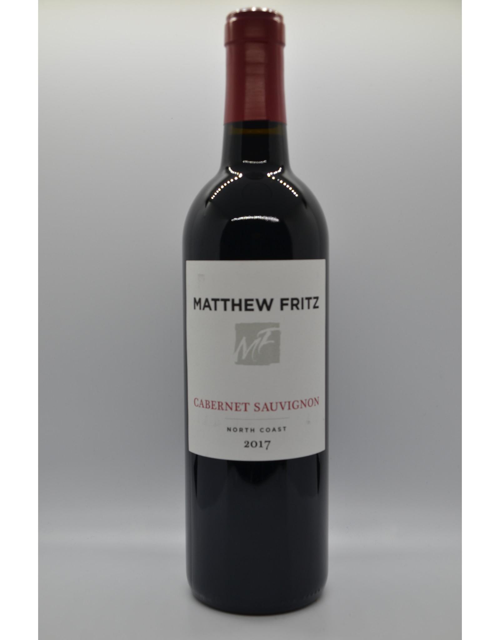 USA Matthew Fritz Cabernet Sauvignon